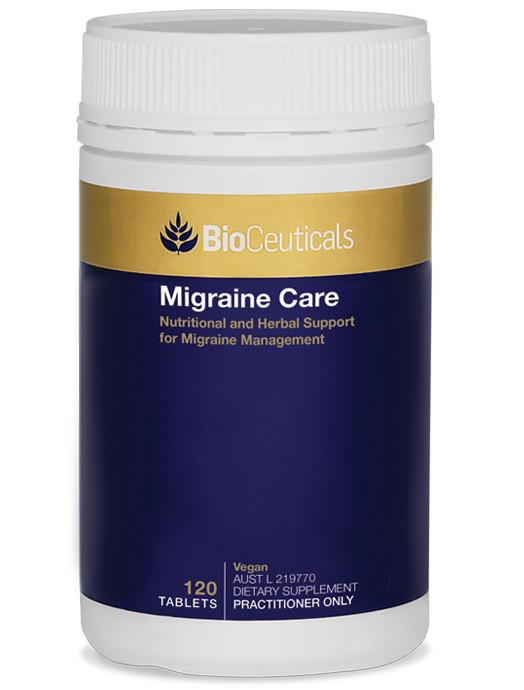 BioCeuticals Migraine Care 120 tablets