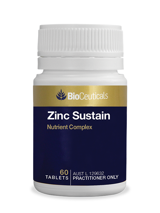 BioCeuticals Zinc Sustain
