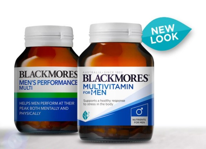 Blackmores MultiVitamin for Men