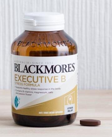 Blackmores Executive B Stress Formula   Vitamin B