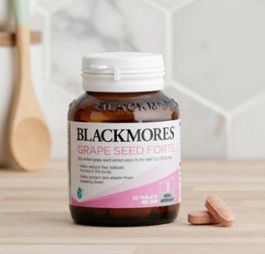 Blackmores Grape Seed Forte