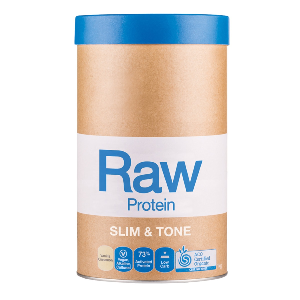 Amazonia Raw Slim & Tone Protein - Vanilla & Cinnamon