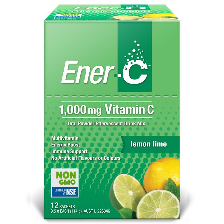 Ener-C | Vitamin C | Lemon Lime