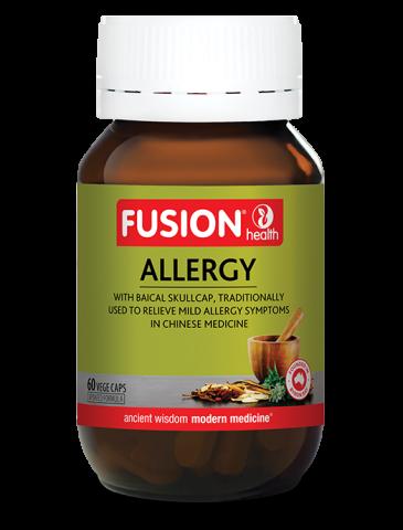 Fusion Health Allergy Formula