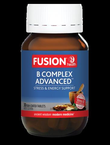 Fusion B Complex Advanced Stress B Multi Advanced
