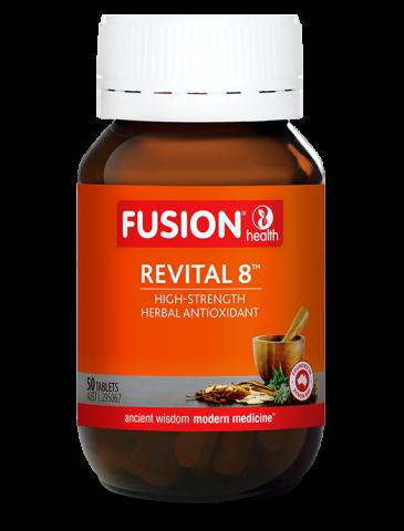 Revital 8 Antioxidant :: Resveratrol