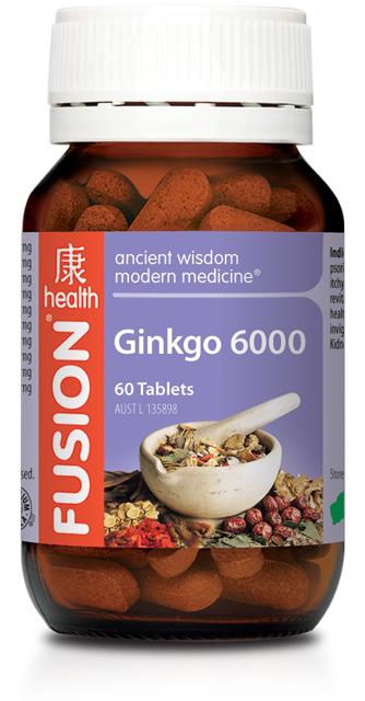 Fusion Ginkgo 6000