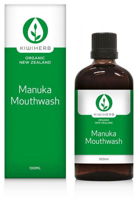 Kiwi Herb Manuka Mouthwash