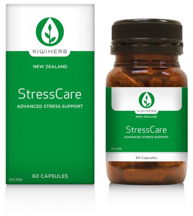 Kiwi Herb StressCare