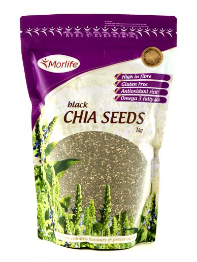 Chia Seeds - Raw Australian Certified Organic