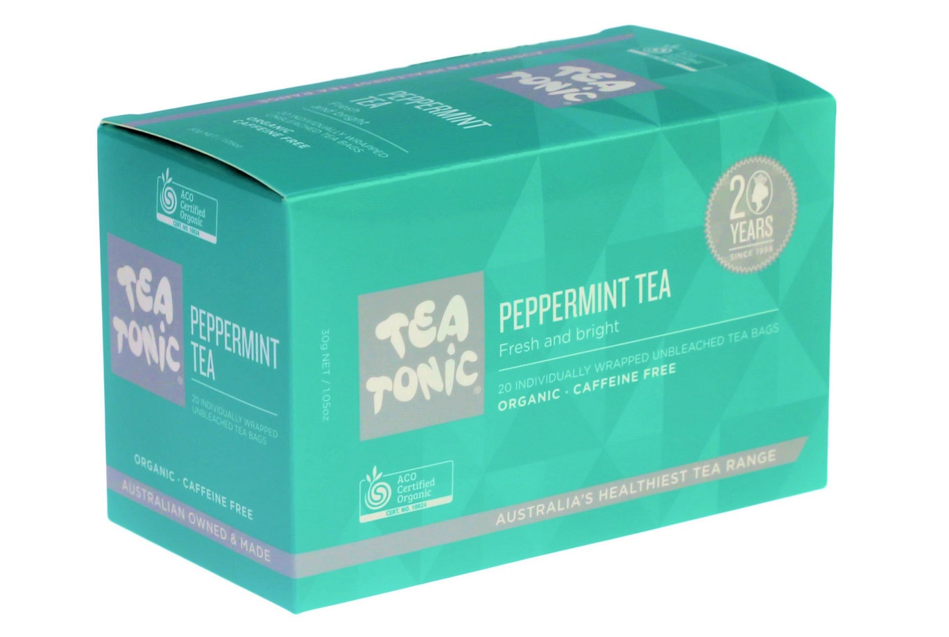 Tea Tonic Peppermint Tea