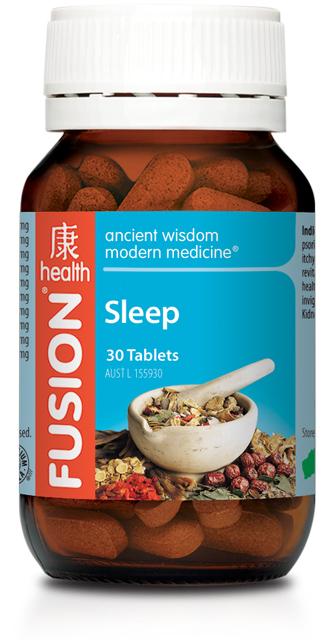 Fusion Sleep Formula