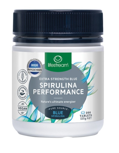 Lifestream Spirulina Blue - Extra Strength Blue Spirulina Performance